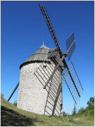 castelnau moulin